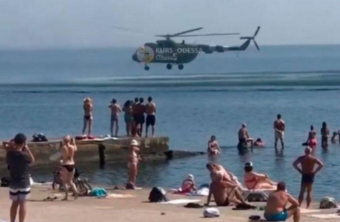 Температура морской воды в Одессе 22 августа: купаться можно, но не везде