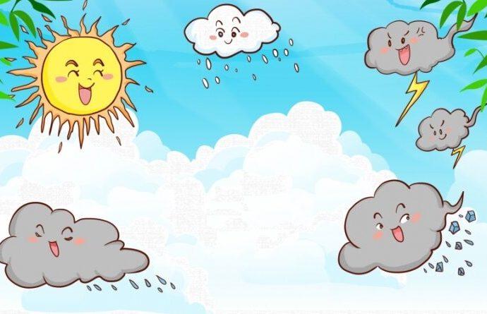 Завтра над Одессой столкнутся атмосферные фронты: контрасты погоды удивят