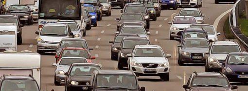 Пробки и ДТП в Одессе 21 сентября: три аварии на Котовского