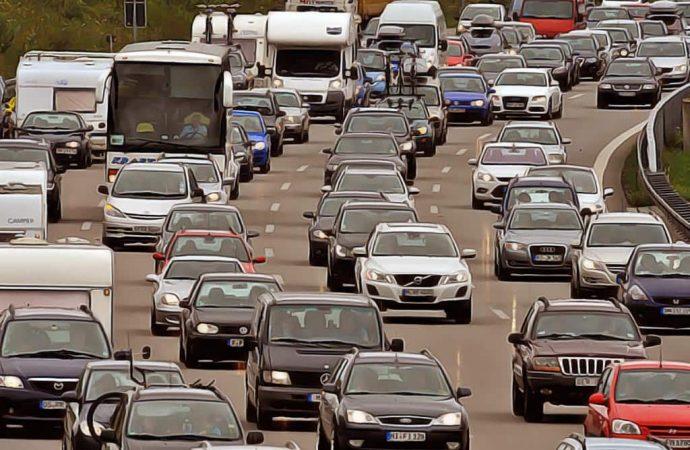 Пробки и ДТП в Одессе 7 сентября: много аварий, много заторов
