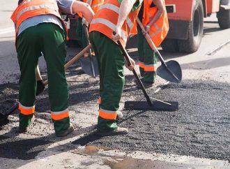 В Одессе решили отремонтировать пыльную улицу Жаботинского