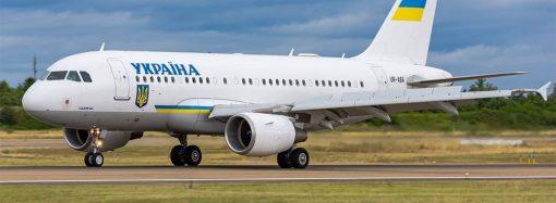 Не долетел: в аэропорту Одессы экстренно сел самолет с Зеленским