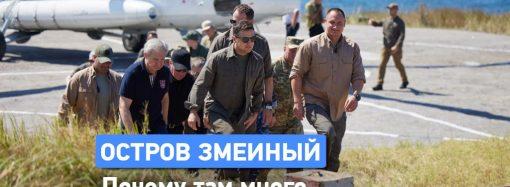 Остров Змеиный в Черном море готовят к обороне — что случилось?
