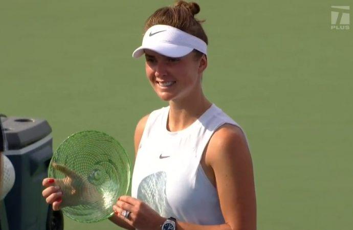 Одесская теннисистка обыграла бывшую девушку своего мужа и выиграла турнир