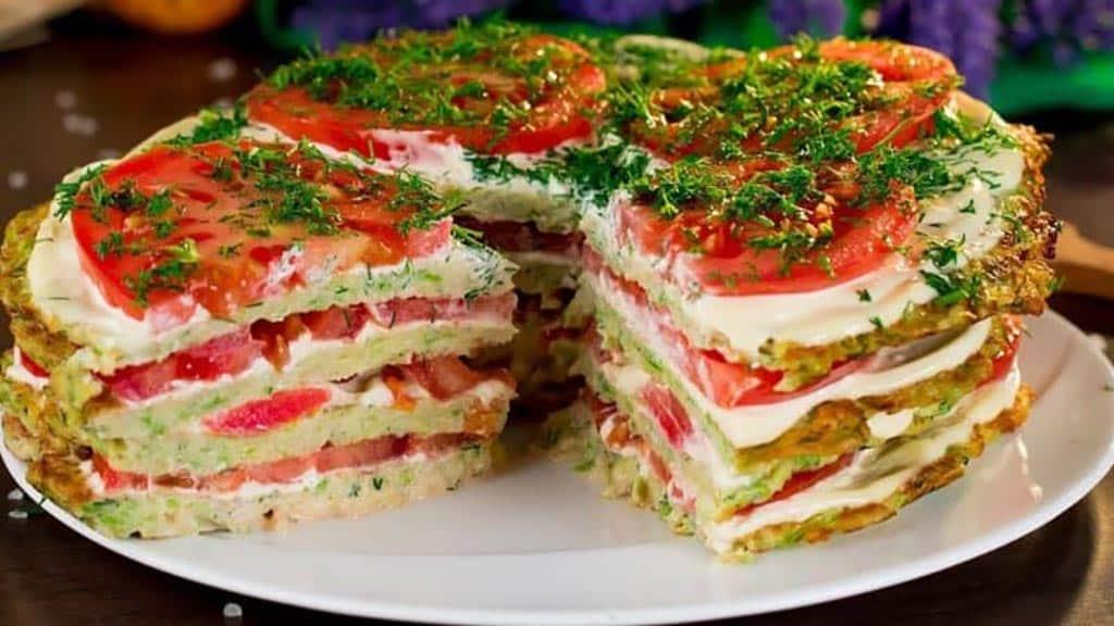 торт кабачки