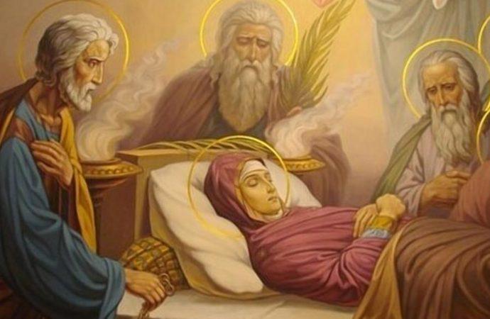 Сегодня у католиков Успение Пресвятой Богородицы
