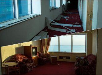 Сталкеры проникли в отель на Морвокзале: как выглядела роскошь 20 лет назад (видео)