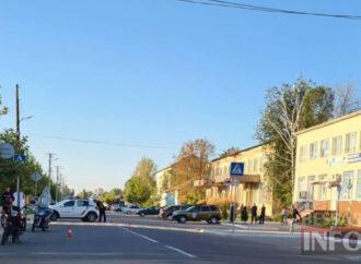 Одесские врачи борются за жизнь маленькой школьницы: ее сбил на мопеде подросток
