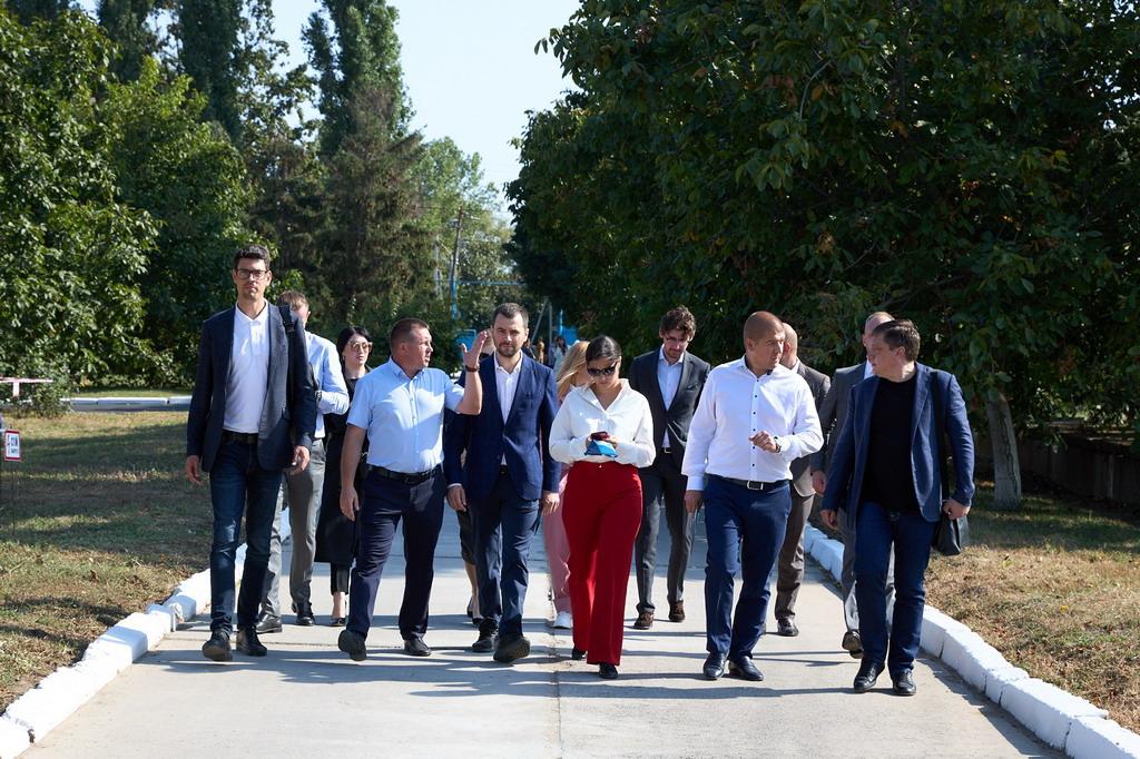 Депутаты посетили филиал «Инфоксводоканал»