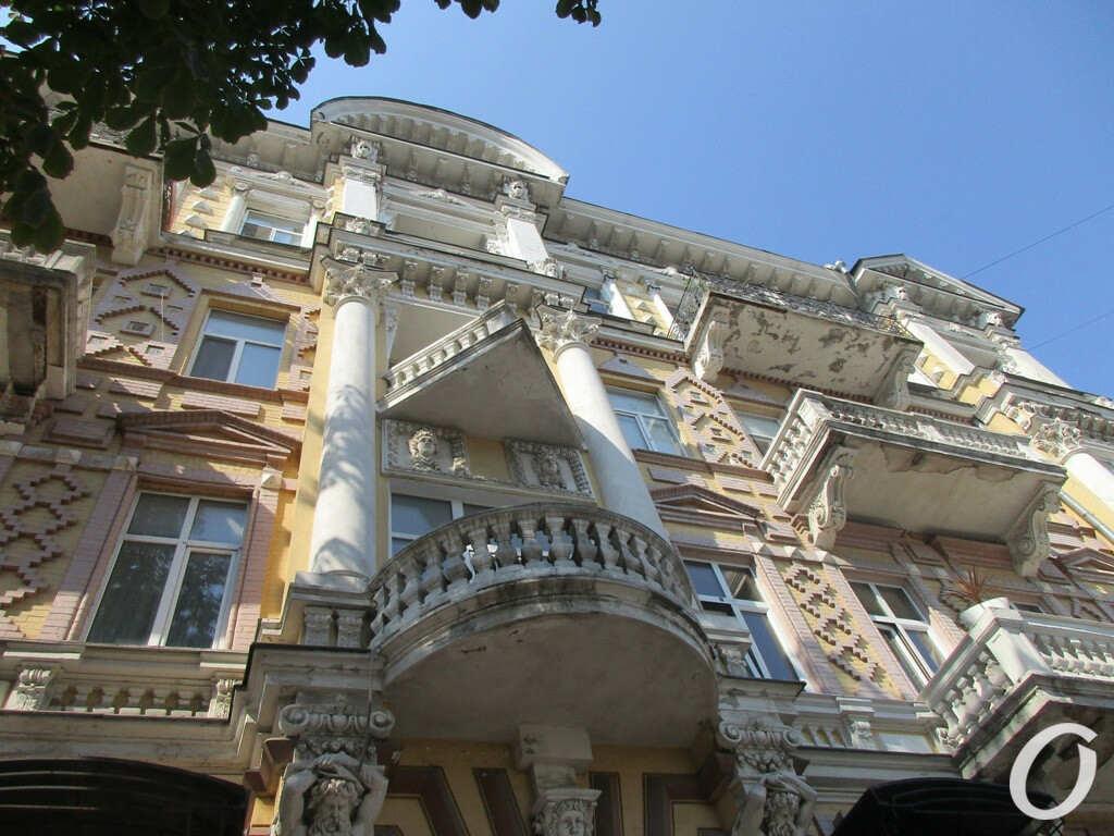 зефирно-резной» дом на Гоголя10