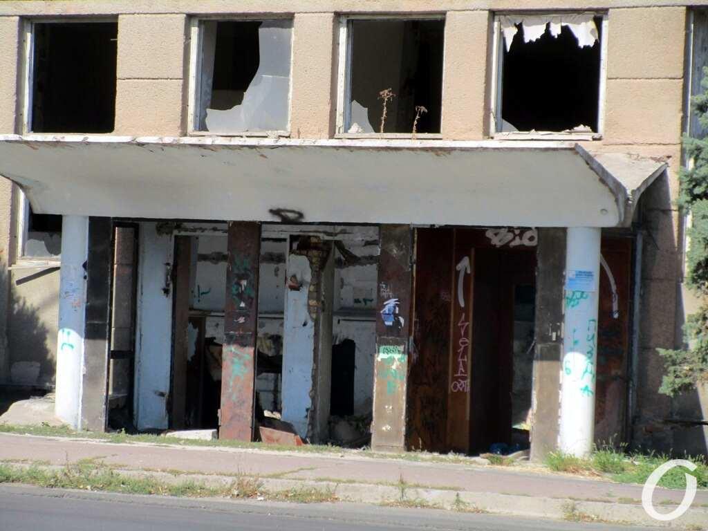 «Заброшка» на Дальницкой в Одессе4