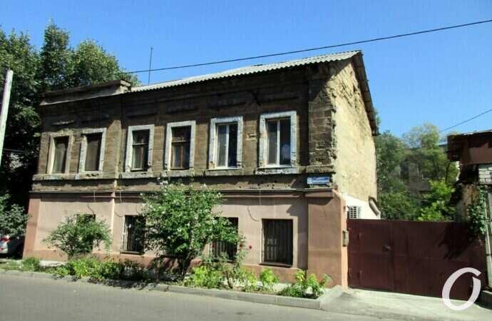 Одесский Виноградный переулок: современный облик со старыми «красотами» (фото)
