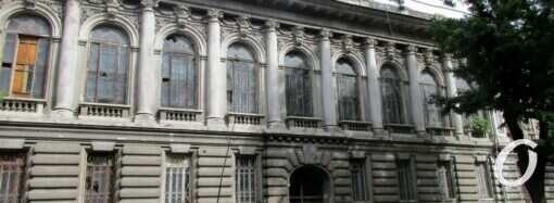 Исторический банк на одесской Пастера: «тихое» разрушение величественного здания