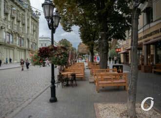 Сентябрь по-одесски: как город привыкает к холодам (фоторепортаж)