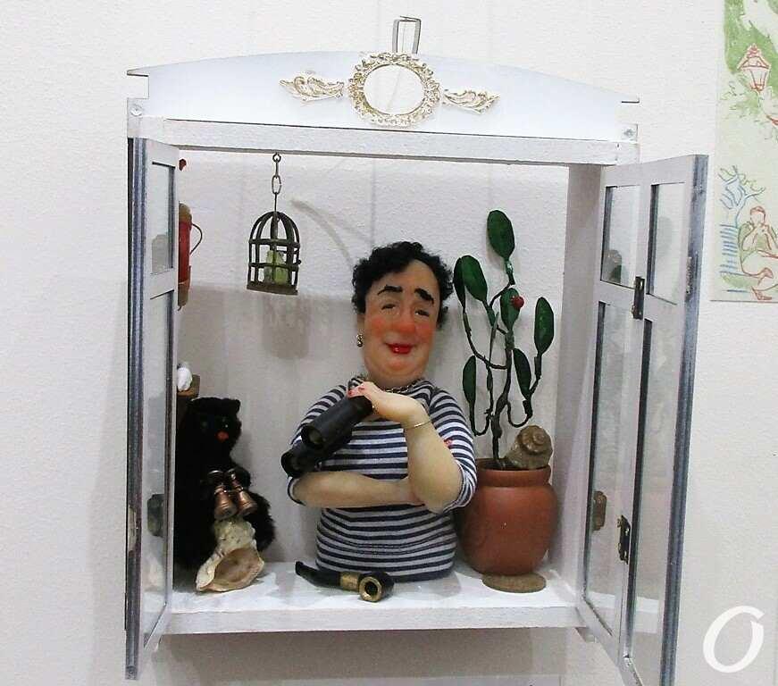 выставка кукольника Александра Бессарабова13