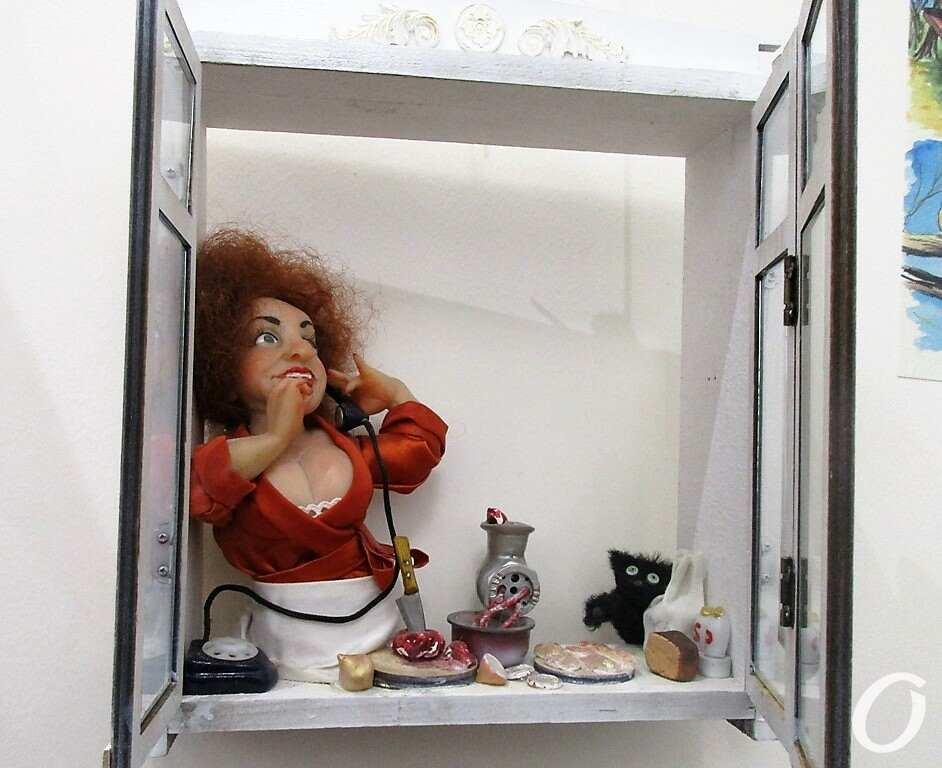 выставка кукольника Александра Бессарабова14