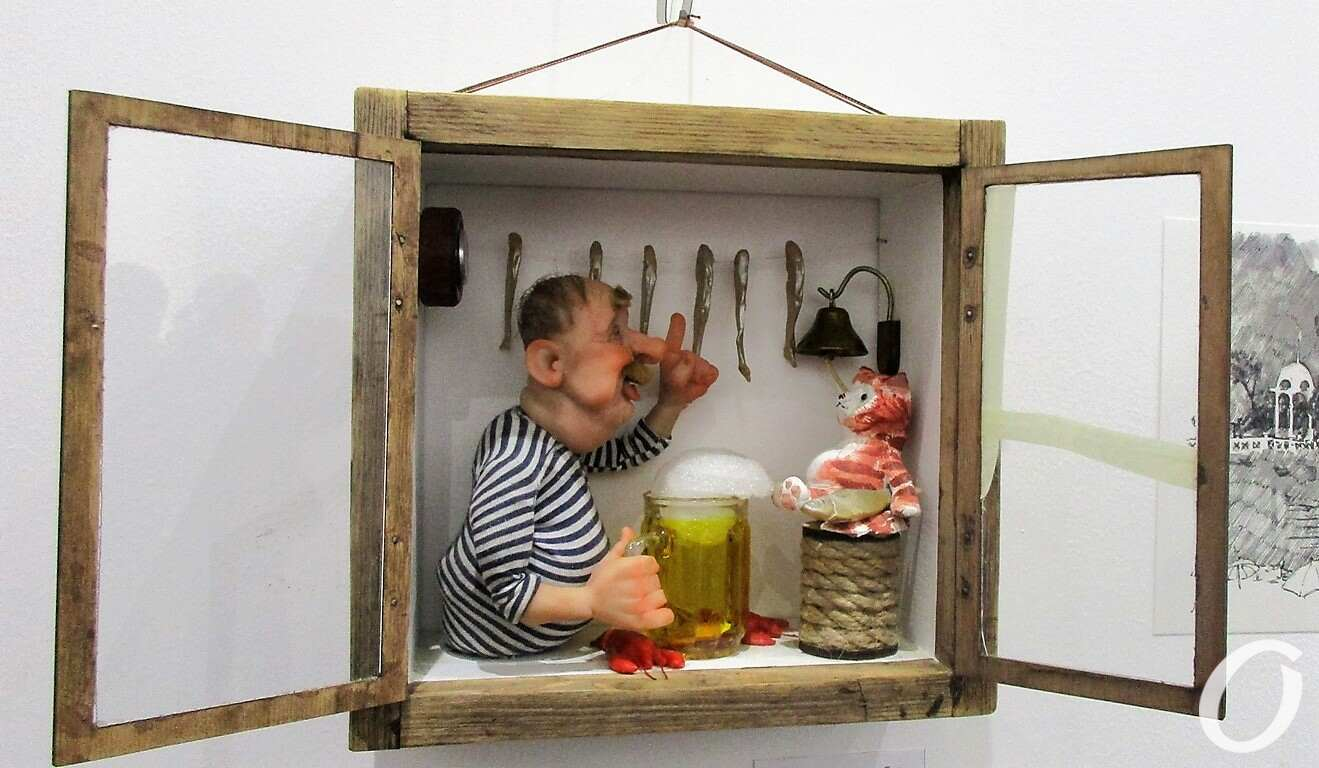 выставка кукольника Александра Бессарабова16