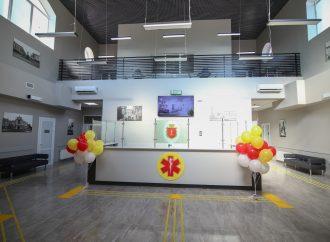 Везде бы так: в 11 горбольнице открыли суперсовременное приемное отделение