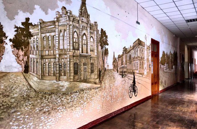 виртуальный музей на Старопортофранковской