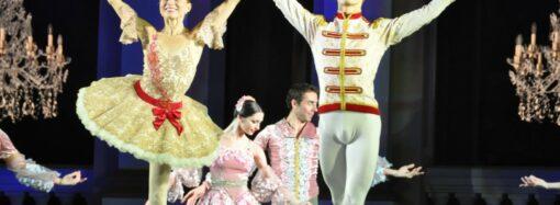 В Одессе прошел балетный гала-концерт на Театральной площади (фото)