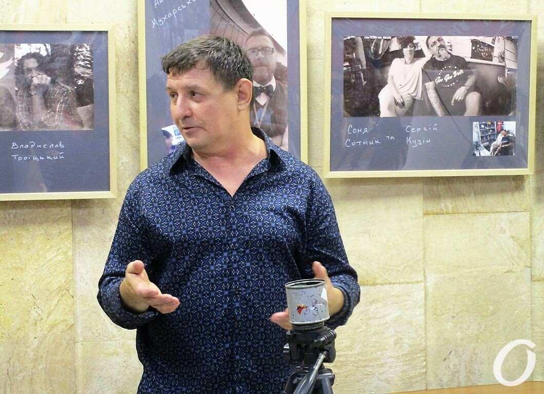 выставка Андрея Бондаренко13