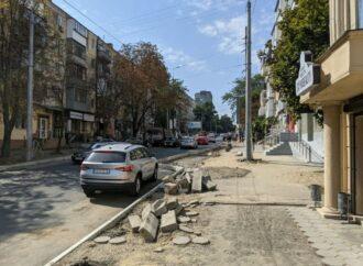 В Одессе на Черняховского появилось «совковое» новшество – чем недоволен лидер «ВелоВектора» (фото)