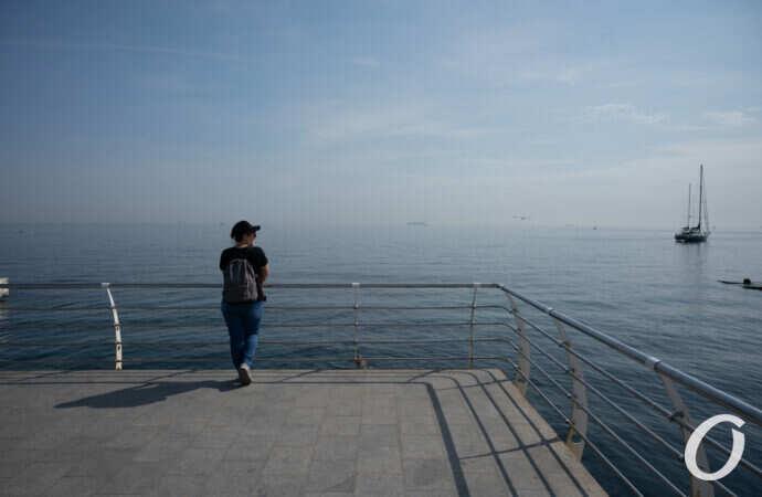 Температура морской воды в Одессе