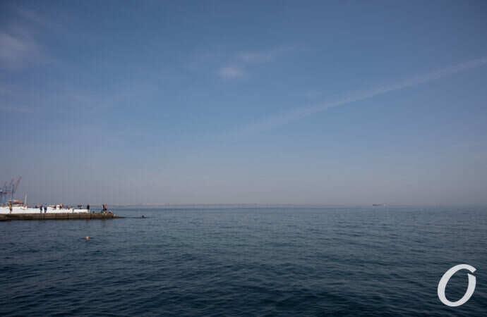 Температура морской воды в Одессе 22 сентября: на любителя, но купаться можно