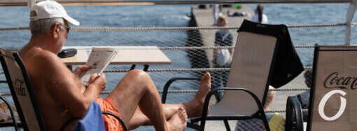 Температура морской воды 20 сентября: комфортно ли еще купаться?