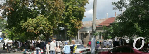 В Одессе организуют одностороннее движение вокруг Староконного рынка – схема проезда