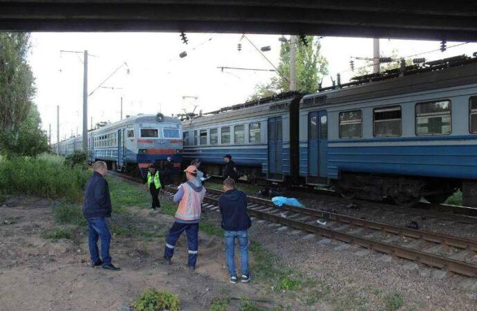 В Одессе под Ивановским мостом трагически погиб мужчина на мопеде