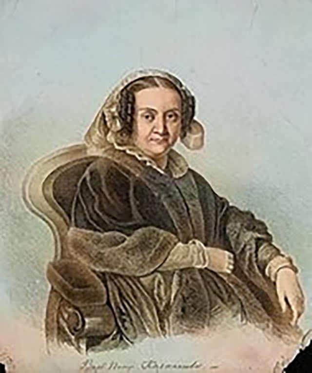 Варвара Казначеева