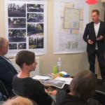 Слушания архитектурного конкурса по концепции «общественного пространства», 2018 год