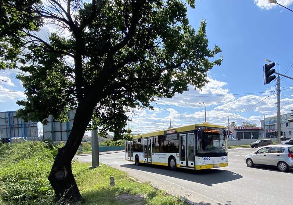 Мариуполь транспорт