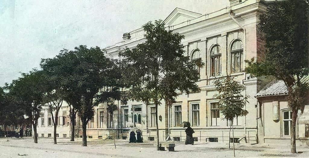 Одесская консерватория 1