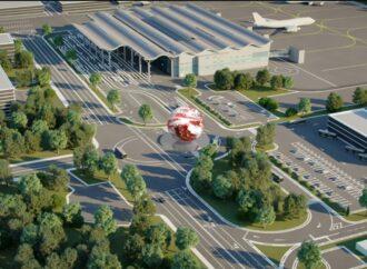 Подъезд к одесскому аэропорту преобразится: добавят полосу и круговое движение