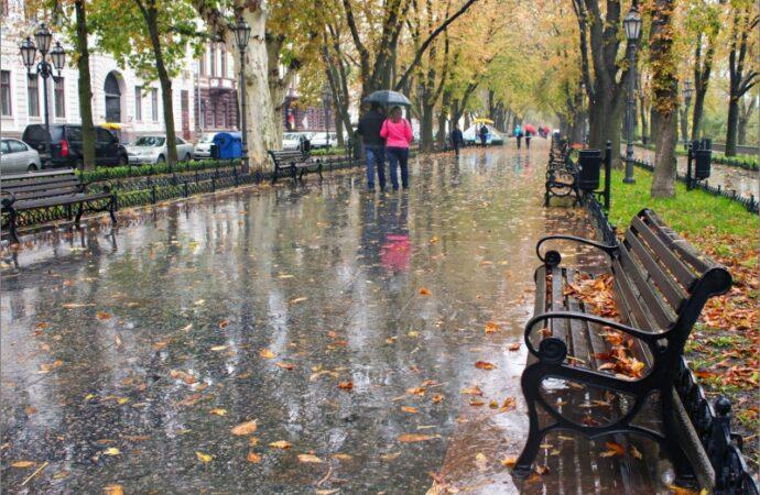 Погода в Одессе 18 сентября: вот и лето прошло…