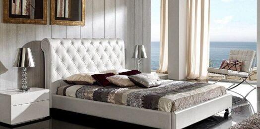 Двуспальные кровати: особенности современных моделей
