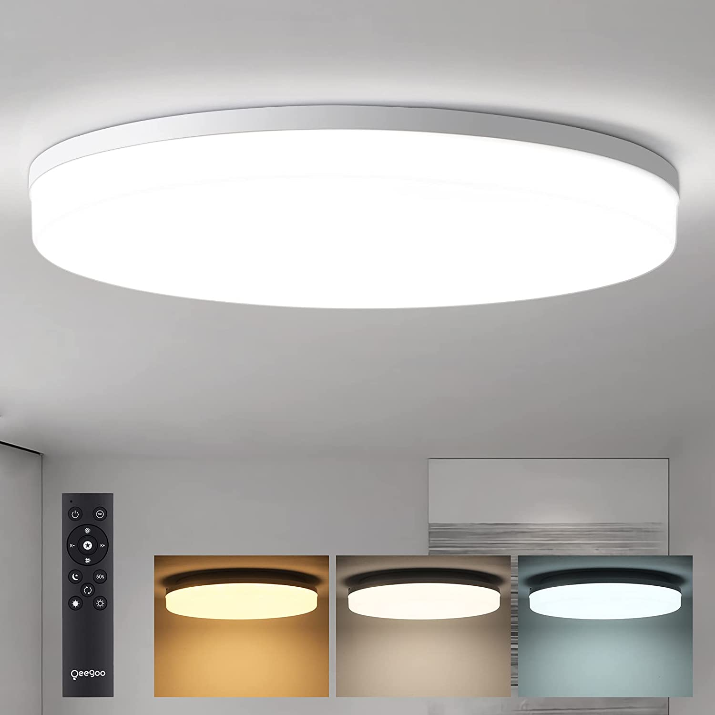 светодиодные потолочные светильники