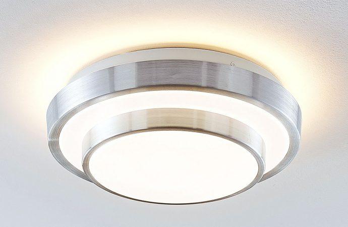 Чем светодиодные потолочные светильники покорили мир