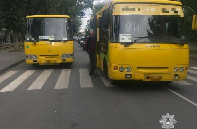 В Одессе маршрутка сбила на переходе 15-летнего подростка – что с пострадавшим?