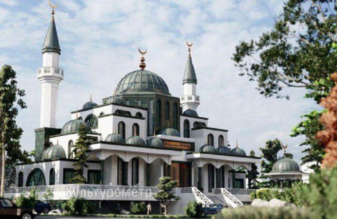 В Одессе появится мечеть с минаретами на 1000 человек: как в восточной сказке