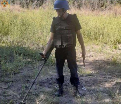 В Одесской области нашли заминированный лес