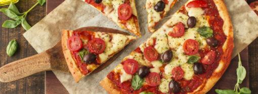 Лучшая доставка пиццы в Одессе