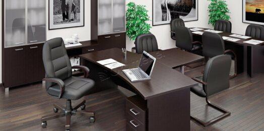 Офисные кресла: основные виды и критерии выбора
