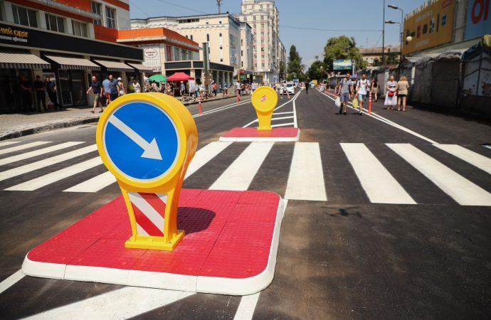В Одессе ограничат скорость на проспекте Шевченко: там появятся островки безопасности