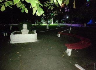 В Одесской области, недалеко от мавзолея, обнаружили бюст вождя