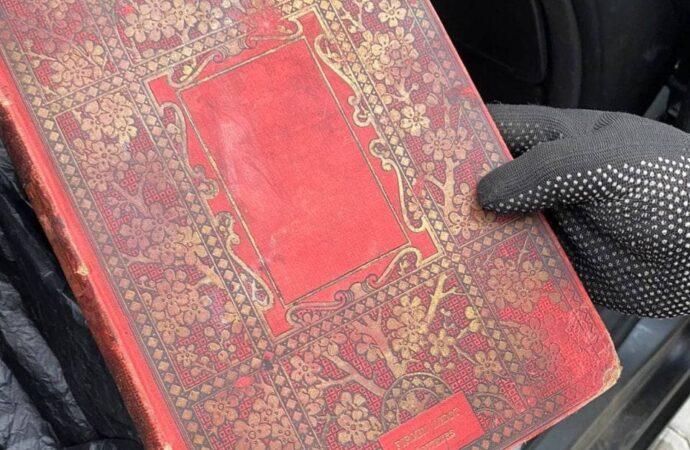 Иностранец пытался вывезти из Одесской области заграницу старинные книгу и картину