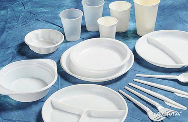 В Украине планируют запретить одноразовую посуду