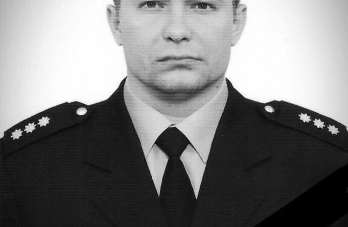 В больнице скончался пострадавший в аварии под Одессой полицейский
